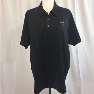 ⛳️Men's Puma Dry Fit Golf Shirt⛳️